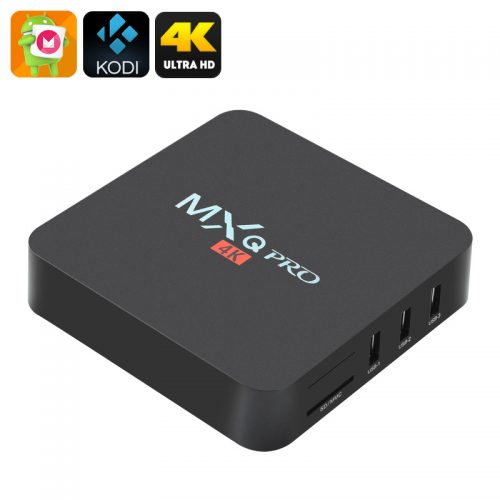 MXQ PRO 4K TV Box