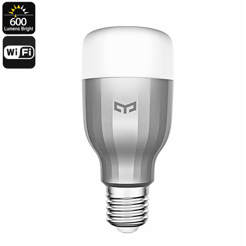 xiaomi yeelight multi color e27 smart led bulb thingaly. Black Bedroom Furniture Sets. Home Design Ideas
